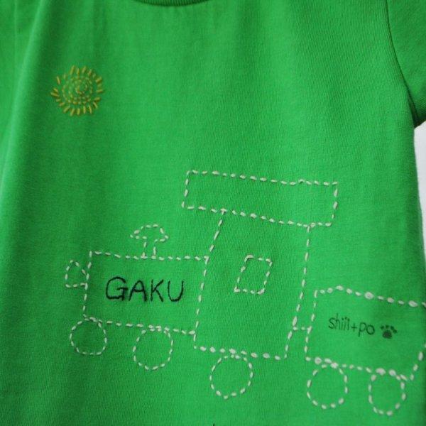 画像3: 【参考商品】 オーダー背守りTee choochoo train for GAKU
