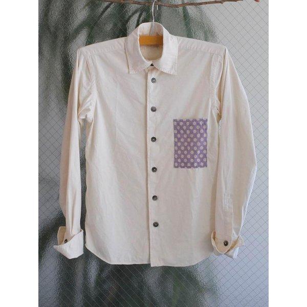 画像2: 【参考商品】オーダー  Le Buffleとお揃いポケットのTシャツ