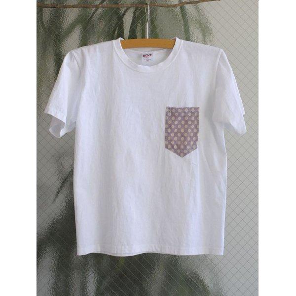 画像1: 【参考商品】オーダー  Le Buffleとお揃いポケットのTシャツ