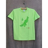 shiii+po NGT Lovers Tee L.Green  size S