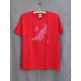 shiii+po NGT Lovers Tee Red  size L
